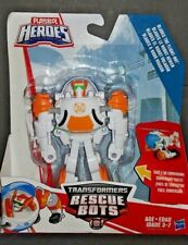 Playskool Heroes Transformers Rescue Bots Rescan Blades The Flight Bot Action
