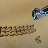 #O4 Fleur-de-lis Stamp US Stamps Leather Stamping Tool