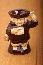 Vintage Royal Doulton Ceramic Toby Character Jug Friar