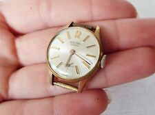 Dogma 17 Rubis - VINTAGE LADIES small mechanical gold plated WATCH