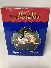 Enesco Disney Christmas Ornament Aladdin Christmas Cuddles