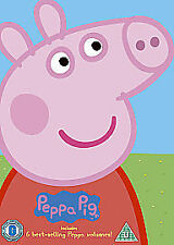 PEPPA PIG - HEAD BOX SET - DVD - REGION 2 UK