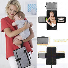 Durable Baby Changing Pad Infant Nappy Cover Toddler Waterproof Travel Mat