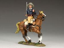 KING & COUNTRY REMEMBER THE ALAMO RTA056 GENERAL SAM HOUSTON MOUNTED MIB