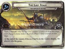 Lord of the Rings LCG - 1x the last Stage #149 - The antlered Crown