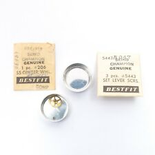 Vintage Seiko Champion Watch Parts Repairs Watchmakers Estate Spares