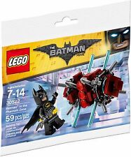 NEW & SEALED LEGO BATMAN IN THE PHANTOM ZONE 30522 Set Polybag Movie minifigure