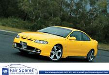 NOS HSV V2 VX VY GTS GTO Coupe & Holden V2 VX VY Monaro CV8 Bonnet Insulator New