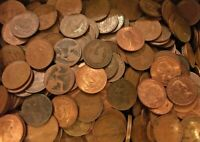 British Halfpenny Coins From Old Bulk 1911-1967 | Bulk Coins | Pennies2Pounds