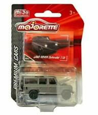 Majorette 1/64 Premium Cars Land Rover Defender 110 (Grey) Diecast Car 3052MJ5
