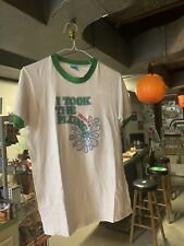 Nestea Take The Plunge Promo Ringer T Shirt Vintage 80s