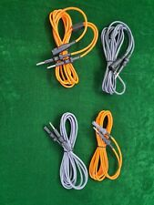4pc Laparoscopic Bipolar Cablemonopolar Cable Endoscopy Surgical Instruments
