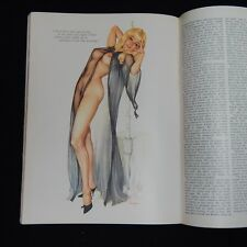 PLAYBOY MAGAZINE MARCH 1968  VARGAS PIN UP ART (#10PB)