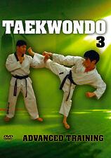 DVD Taekwondo Part 3