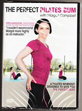 THE PERFECT PILATES BUM - MARGOT CAMPBELL - NEW & SEALED R2 PAL DVD