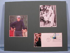 Arnold Palmer Wins the 1962 Masters  & First Day Cover