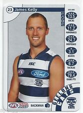 2013 Teamcoach Silver (23) James KELLY Geelong