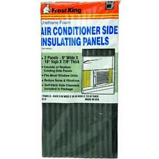 "2 Pk. Air Conditioner Side Insulating Panels 9"" W. x 18"" H. x 7/8"" T."