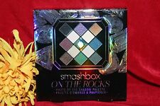 SMASHBOX PHOTO OP ON THE ROCKS EYE SHADOW PALETTE AUTHENTIC NEW IN BOX 2014