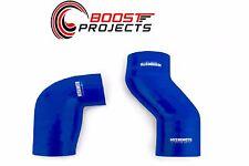 Mishimoto 2015 Subaru WRX Blue Silicone Engine AirBox Hose Kit MMHOSE-WRX-15ABBL