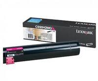 New GENUINE Lexmark C935 C935dtn C935dn C935hdn Magenta Toner Cartridge C930H2MG