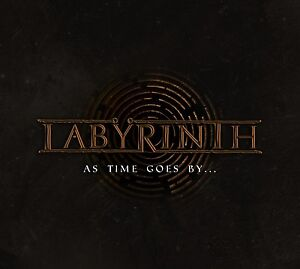 LABYRINTH - As Time Goes By... - CD DIGIPACK