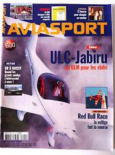 AVIASPORT n°600 du 11/2004; Essai ULC-Jabiru/ Red Bull Race/ 72h pour un moteur
