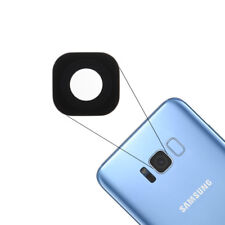 For Samsung Galaxy S8 S8 Plus G955 Back Camera Glass Lens Cover + Adhesive G950
