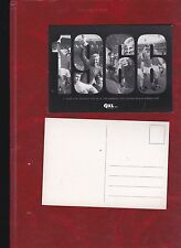 QXL auction advertising postcard with 1966 World Cup Images