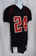 "Speedline Athletic Wear Black with Red ""24"" Jersey Size XL NWT"
