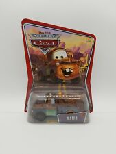 "Disney Pixar The World Of Cars ""Mater"" NIP"