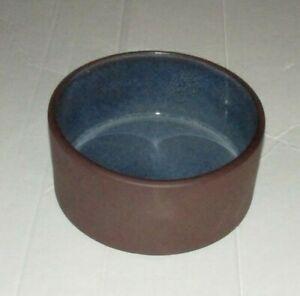 Levi's x Target Glaze Stoneware Dog Water Bowl Dish Puppy K9 Pet 2020 New
