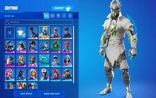 New listing OG FN Account 25 Skins   Spider Knight  1000 Vbucks (PSN PC)