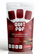 Quit Smoking Remedy / Natural Stop Smoking Solution / By QuitPop
