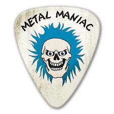 5 x Grover Allman Retro Series Metal Maniac Guitar Picks *NEW* Bag of 5, 0.8mm