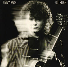 JIMMY PAGE OUTRIDER CD Geffen USA 1988 Led Zeppelin