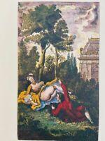 Jean Gervaise de Latouche Erotik Akt Rendez-Vous Barock Paris Nude Vagina 1748