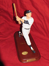 Mickey Mantle Danbury Mint All Star Edition 8 inch ceramic Figure