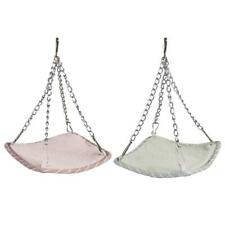 Small Pet Hammock Hamster Rodent Square Cage House Mini Hanging Bird Nest Bed