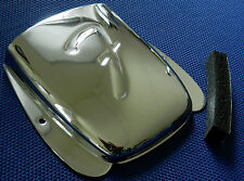 "USA Fender Jaco Pastorius Chrome ASH TRAY bridge COVER ""F"""