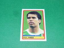 N°133 PAVEL PARDO MEXICO MEXIQUE PANINI FOOTBALL COPA AMERICA 2007