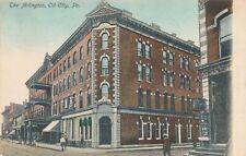OIL CITY PA – The Arlington - 1907