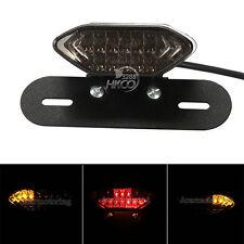 Brake Tail Plate Integrated Light For Honda VTX 1300 C R S RETRO Cruiser