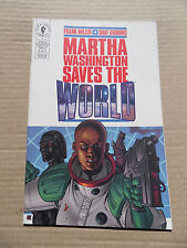 Martha Washington Saves the World 3 of 3 . Dark Horse 1998 - FN / VF