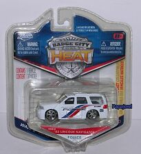JADA Badge City Heat Police 2003 Lincoln Navigator 03 K9 Unit Wave 2 2010 #024