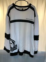 Disney Parks Star Wars The Galactic Empire Trooper Pullover Sweat Shirt XXXL NWT