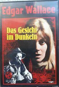 Edgar Wallace - Das Gesicht im Dunkeln  DVD  Klaus Kinski   Margaret Lee