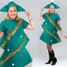 Polyester Christmas Costumes for Women