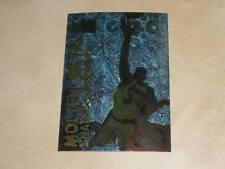 1996-97 Fleer Metal Molten Metal #22 Shaquille Shaq O'Neal