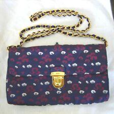 PRADA DONNA FLORAL PRINT $1020 CROSSBODY SHOULDER BAG
